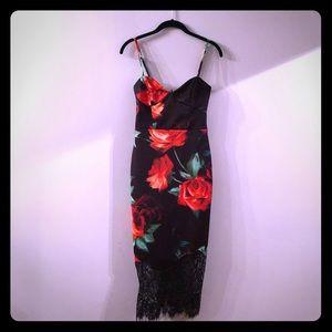 ASOS Salsa Rose 🌹 dress!